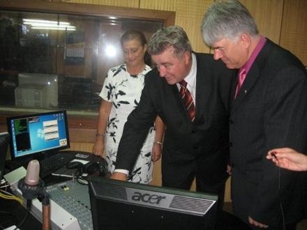 Srećna vremena saradnje RTV-a i lokalne vlasti