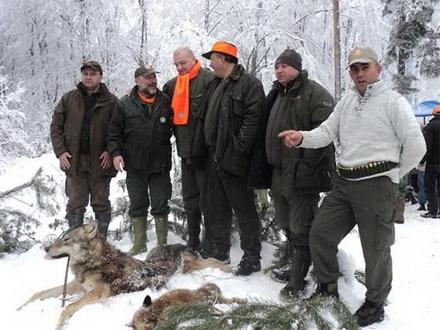 Lovci iz Vranja sa svojim ulovom: Krivične prijave na sve strane FOTO RTV Vranje