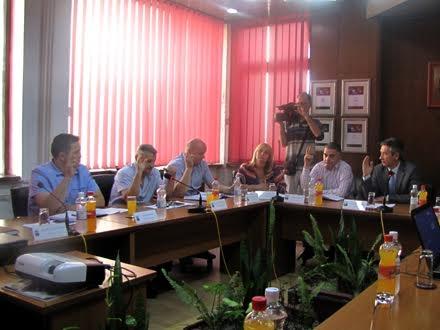 Gradsko veće jednoglasno po svim pitanjima FOTO D. Ristić/OK Radio
