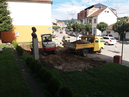 Milion dinara za parking. Foto: Han info