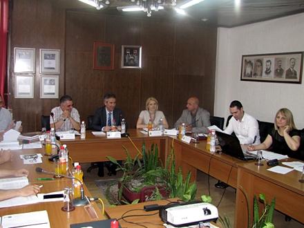 Gradsko veće jednoglasno donelo odluke; FOTO: D. Ristić/OK Radio