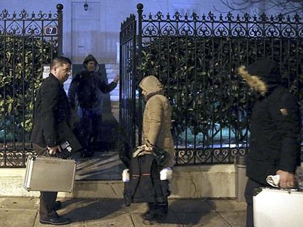 Smrt istražuju kriminalni inspektori policije; FOTO: Reuters