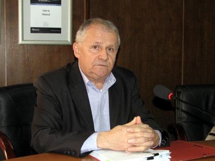 Bogdanović: Istih desetak firmi izvodilo sve radove FOTO: D. Ristić/OK Radio