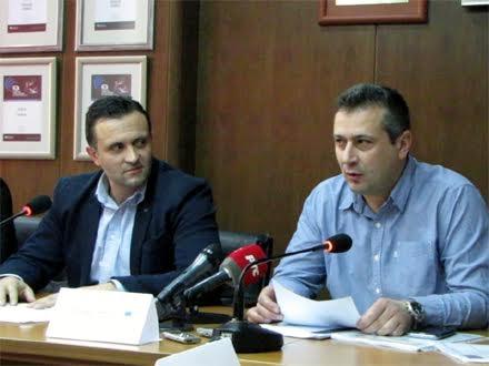 Sa sastanka u Vranju FOTO D. Ristić/OK Radio
