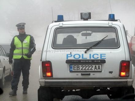 Zajedničke policijske snage patroliraju duž granice FOTO: ebn.com
