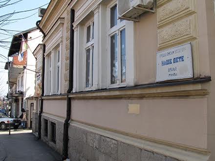 Vrtić nije dobio dozvolu za garaže. Foto: S.Tasić/OK Radio