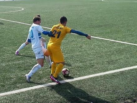 Dinamo u akciji, ilustracija. Foto: FK Radnik