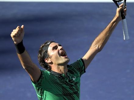 Federer osvojio 90. ATP turnir FOTO: AP