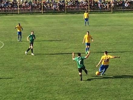 Dinamo ide na pobedu. Foto: SSGV