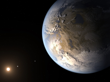 PLaneta je stenovita, a mogla bi da ima i vodu FOTO: NASA