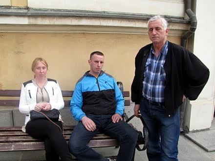 Porodica Marinković nezadovoljna sudskim odlukama FOTO OK Radio