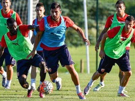 Šest teških prepreka pred crveno belima FOTO: FK Crvena zvezda