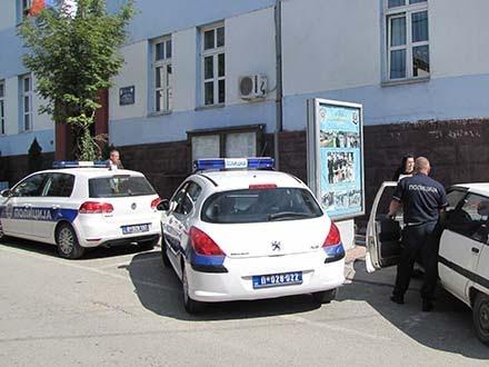 Policija traži svoja prava FOTO OK Radio