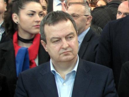 Dačić: Savet Evrope da pomogne FOTO: OK Radio