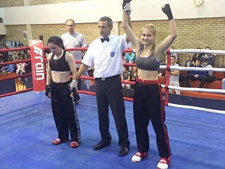 Davidovićeva sa najboljim bokserima sveta. Foto: SSGV