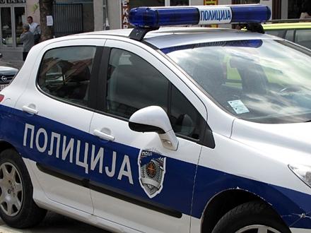 Migrante policija odvela iz kuće FOTO: OK Radio