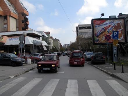 Vranje: grad ili... FOTO OK Radio