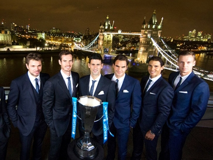 Mala razlika u poenima na vrhu ATP liste FOTO: Getty Images
