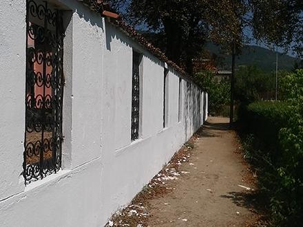 Umivena ograda