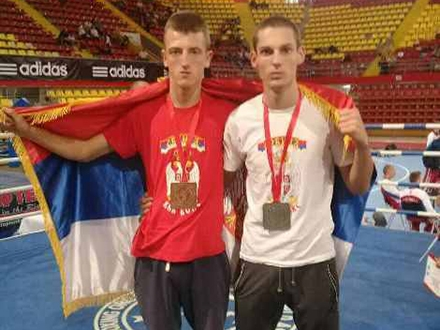 Uspeh u reprezentaciji. Foro: vranje.org.rs
