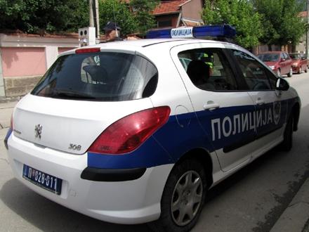 Povređeni zadržan u ZC Vranje FOTO: OK Radio