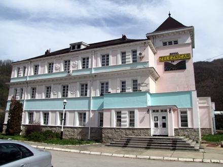 Rešava se sudbina jedinog hotela u Banji. Foto: D.Ristić/OK Radio
