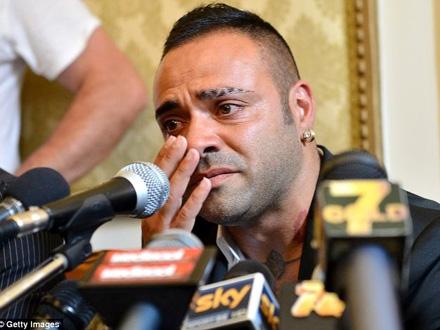 3 i po godine zatvora za nekadašnjeg reprezentativca FOTO: Getty Images