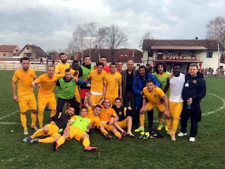 Nova tri boda na teškom gostovanju FOTO: FK Dinamo