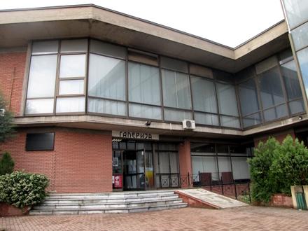 Galerija Narodnog muzeja u Vranju FOTO: D. Ristić/OK Radio