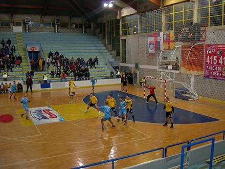 Rukometaši idu na pobedu. Foto: RK Vranje