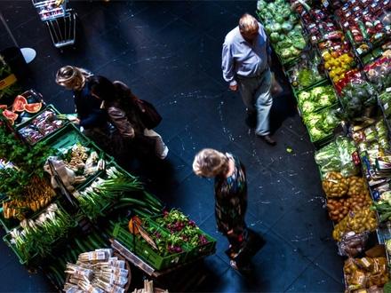 Ljudi sve više kradu hranu FOTO: Flickr