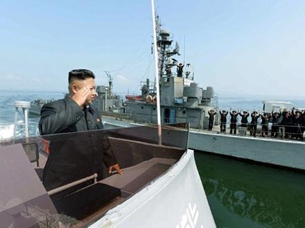 Pjongjang spreman za rat FOTO: EPA