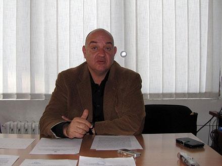 Inspektor Zoran Dimić. Foto: S.Tasić/OK Radio