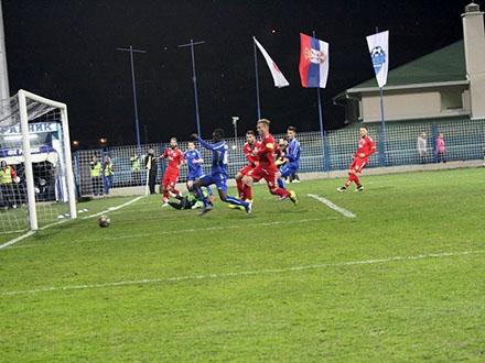Surduličani idu na pobedu. Foto: FK Radnik