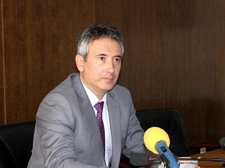 Gradonačelnik Vranja Slobodan Milenković. Foto: D. Ristić/OK Radio