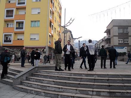 Surdulica novo žarište epidemije FOTO: S. Tasić/OK Radio