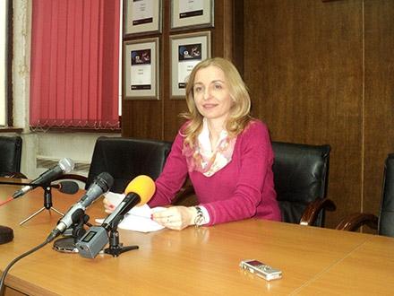 Zorica Jović. Foto. S.Tasić/OK Radio