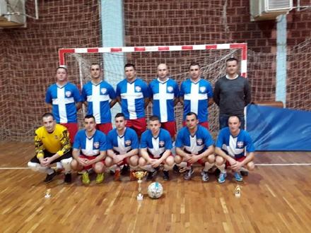 Prvo mesto pripalo je Vojsci Srbije FOTO: vranje.org.rs
