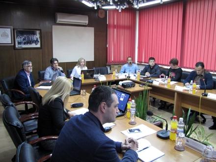 Obiman dnevni red sednice Gradskog veća FOTO: D. Ristić/OK Radio