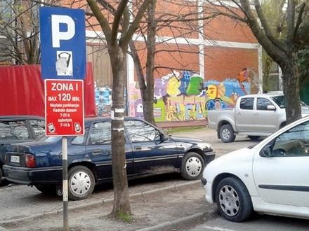 Besplatno parkiranje u centru grada. Foto: OK Radio