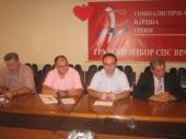 SPS: Vranje nije bezbedno