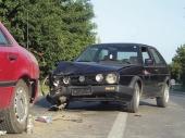 Za vikend dve saobraćajke, nema povređenih