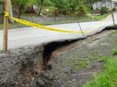 KŠ: Nevreme oštetilo 50% puteva