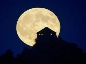 U nedelju nas očekuju Super Mesec i kiša meteora