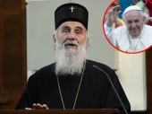 Patrijarh ide kod Pape