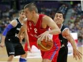 Srbija ubedljivo sa Argentinom