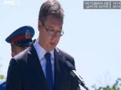 Vučić: Vreme je za našu žrtvu