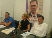SNS: Počeli smo borbu protiv kriminala u Vranju