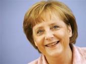 Merkelova izviždana na hodočašću