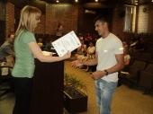 Uručeni sertifikati za pisanje biznis planova